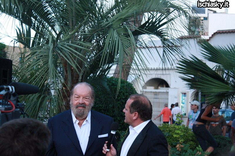 Ischia Global - Bud Spencer, Pupi Avati