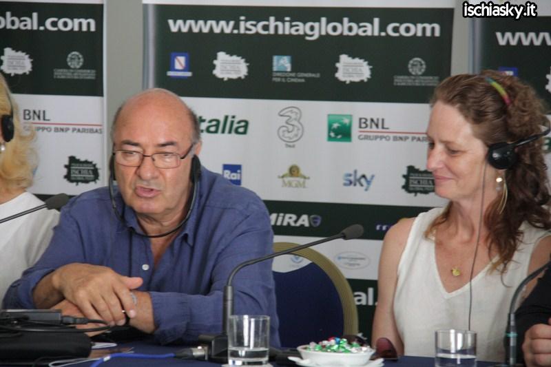 Ischia Global - Conferenza del 13 luglio