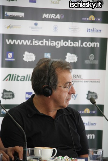 Ischia Global - Conferenza del 14 luglio