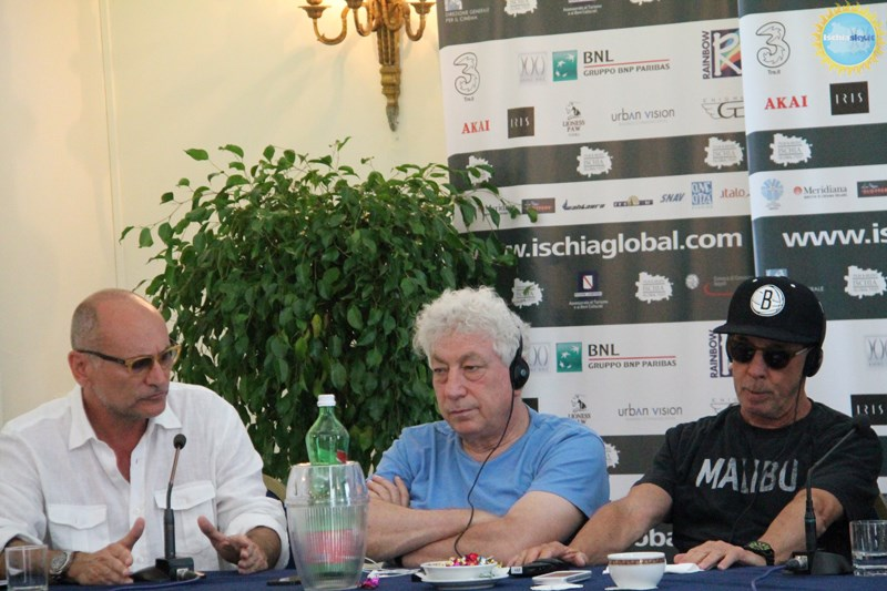 "Ischia Global - Conferenza ""International Film & Music Symposium"""