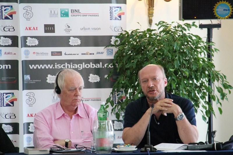 """Ischia Global - Conferenza """"International Film & Music Symposium"""""""