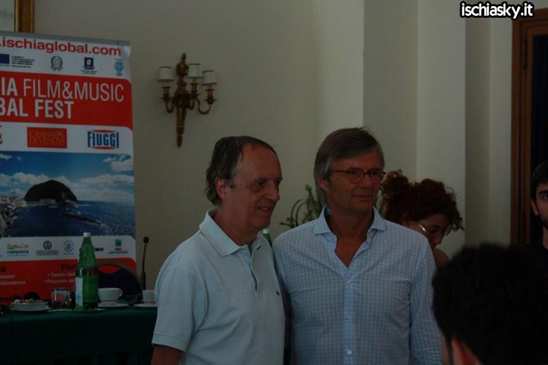 Ischia Global - Dario Argento,Bille August,Danny Glover