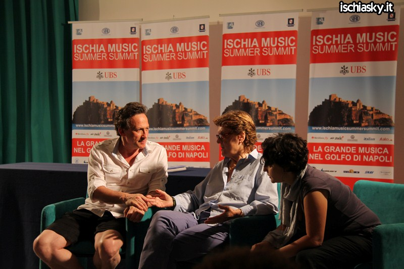 Ischia Global Fest - La regista Liliana Cavani