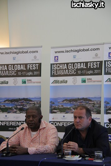 Ischia Global - Forest Whitaker