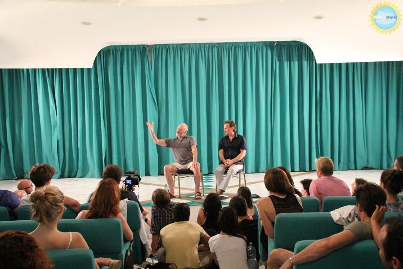 Ischia Global - Master-Class per attori con Michael Radford