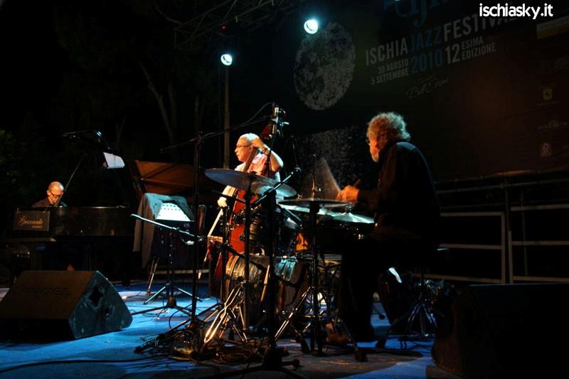 Ischia Jazz Festival - Antonio Faraò Quartet