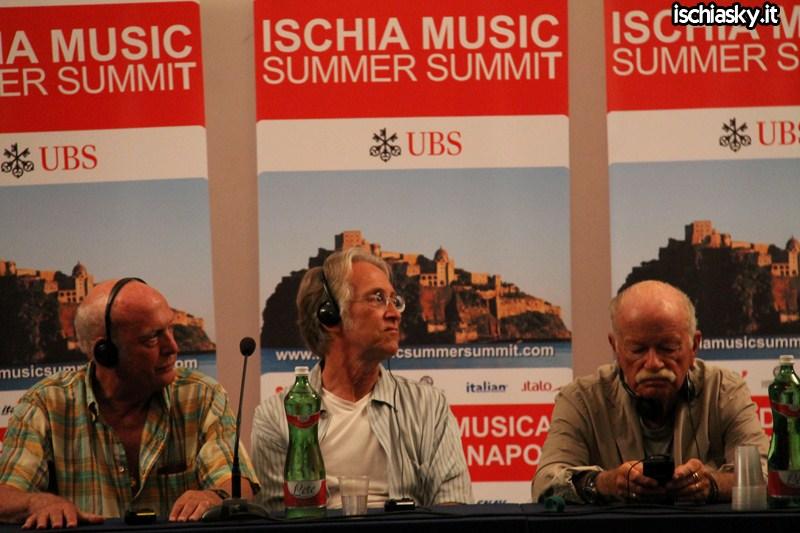 Ischia Music Summer Summit nell'ambito di Ischia Global Fest