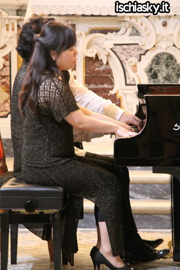 Ischia International Piano Competition & Classica Festival 2015