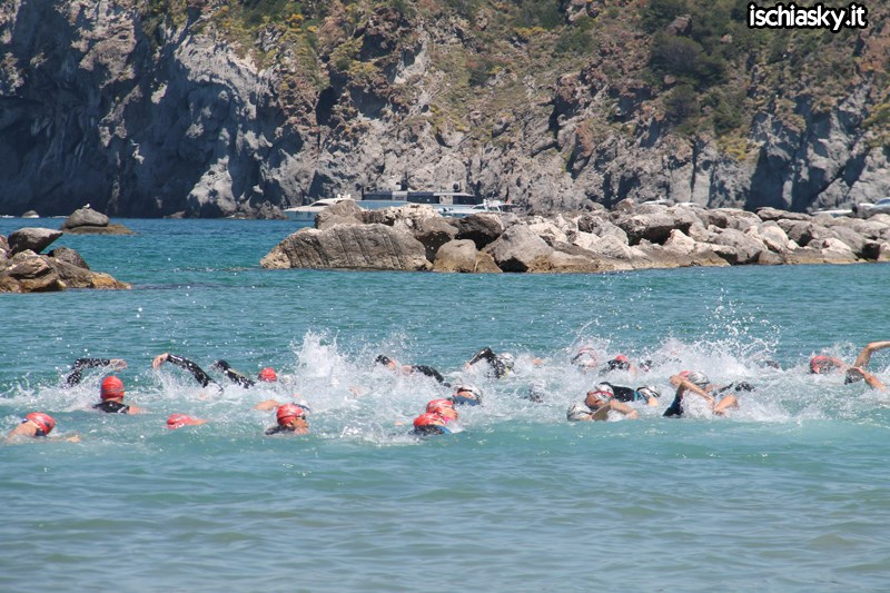 Ischia Sunset Triathlon 2014