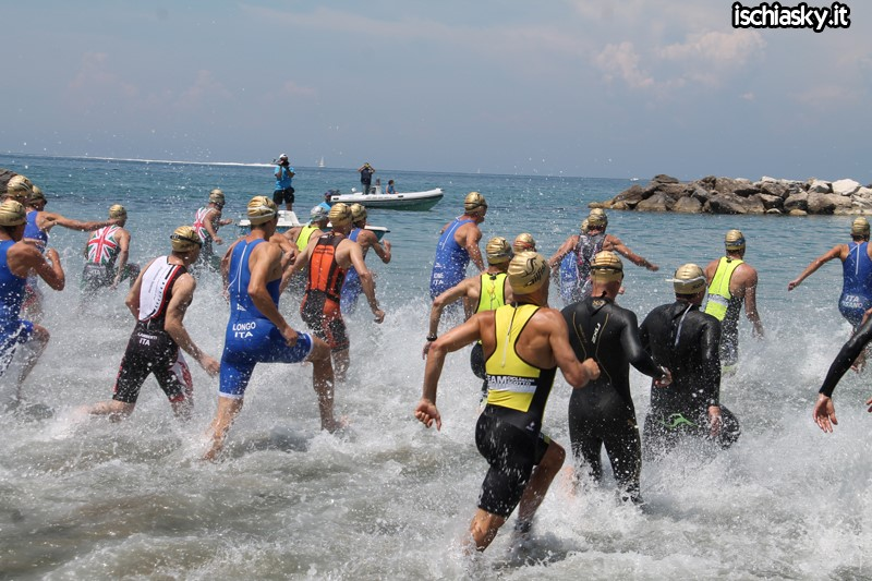Ischia Sunset Triathlon 2015