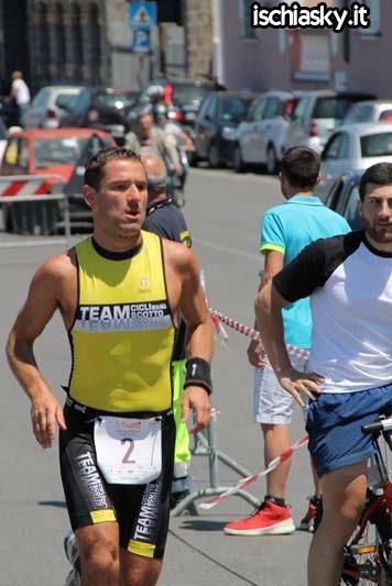 Ischia Sunset Triathlon 2016