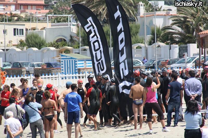 Ischia Sunset Triathlon 2011