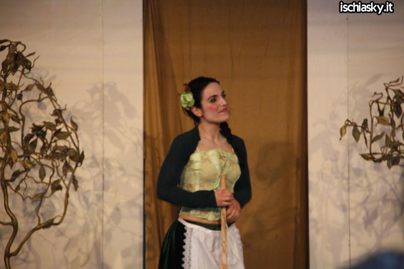 Ischia Teatro Festival - George Dandin farsa del contadino raggirato