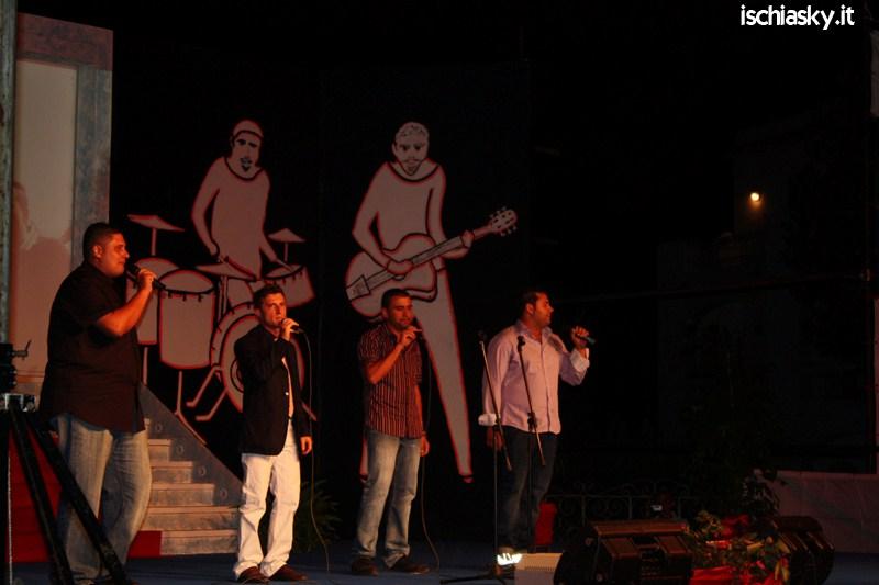 Karaoke sotto le stelle