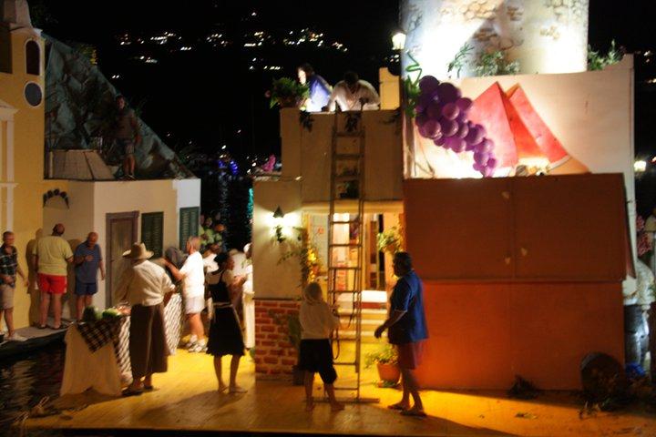 La Festa a Mare agli scogli di Sant?Anna 2011