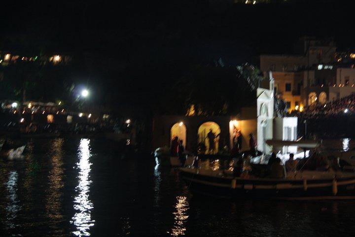 La Festa a Mare agli scogli di Sant´Anna 2011
