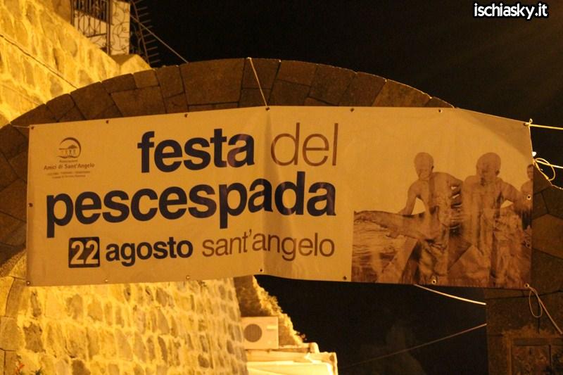La Festa del Pesce Spada a Sant'Angelo d'Ischia 2012