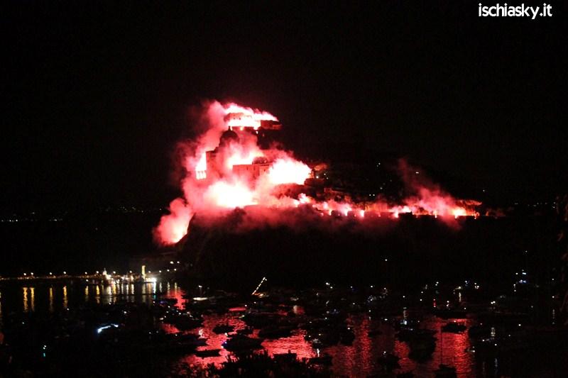 La Festa di Sant'Anna 2012 ad Ischia