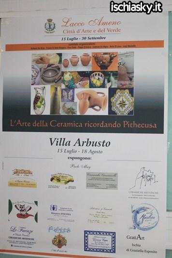 L'Arte della Ceramica ricordando Pithecusa