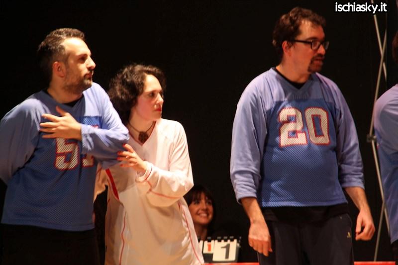 Match Improvvisazione Teatrale - Triangolare Ischia-Roma-Firenze