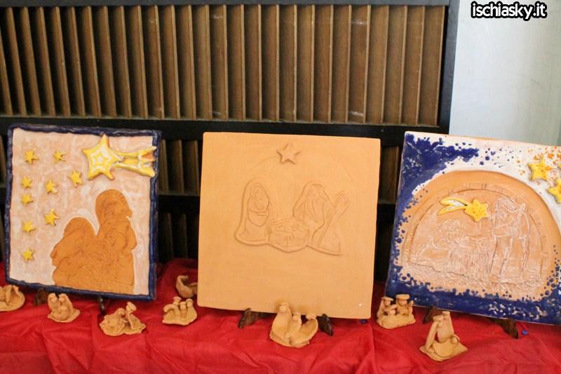 Mostra Espositiva di opere presepiali a Forio d'Ischia