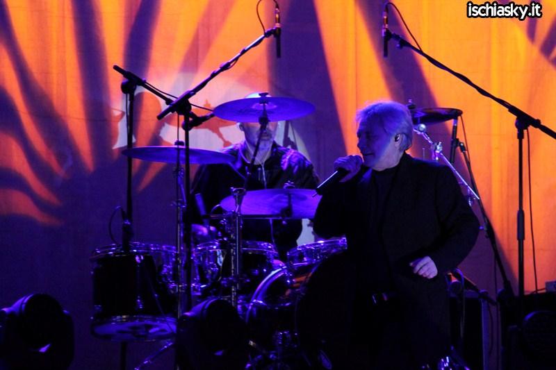 Nino D'Angelo in concerto a Lacco Ameno d'Ischia