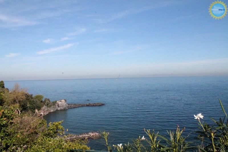 Il Parco Castiglione sull'isola d'Ischia