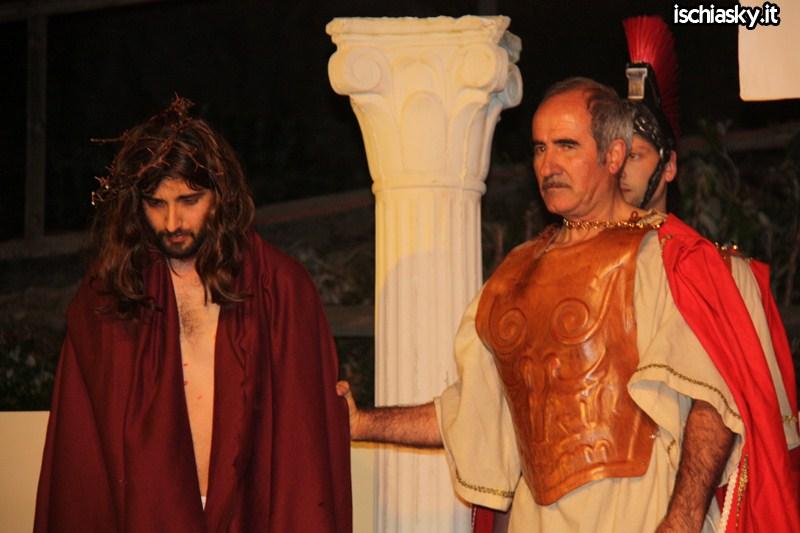 Passione e Morte di Gesù tra le rocce di Zaro