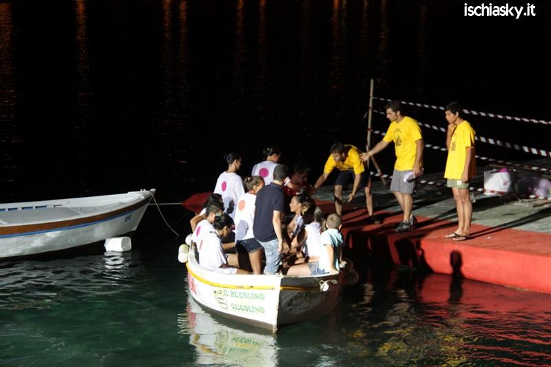 Pirati Senza Frontiere ad Ischia Ponte