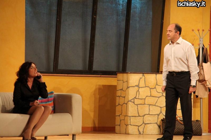 """Premio Aenaria - La Commedia """"Non mi dire te l'ho detto"""""""