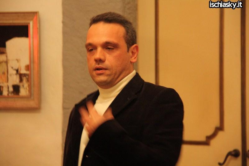 Presentazione del Libro Neve Bianca di Eduardo Cocciardo