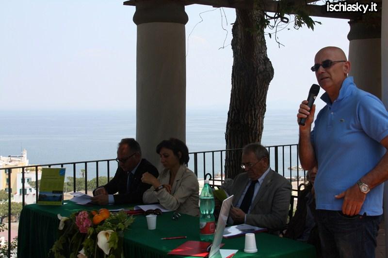 """Presentazione di """"Campania Arte Card Ischia"""""""
