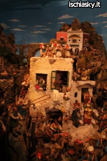Il Presepe Artistico ad Ischia Ponte
