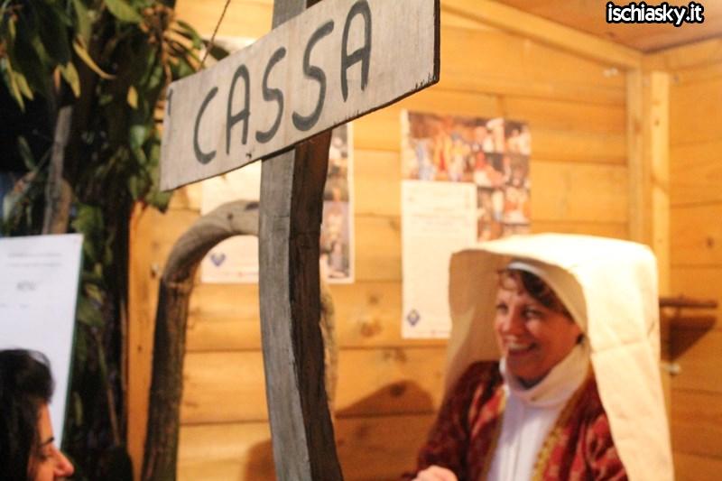 Il Presepe Vivente a Campagnano d?Ischia 2012