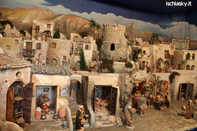 La tradizione del Presepe sull'isola d'Ischia