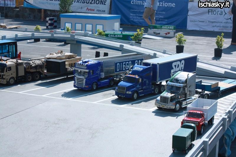 Primo Raduno Internazionale Truckmodel