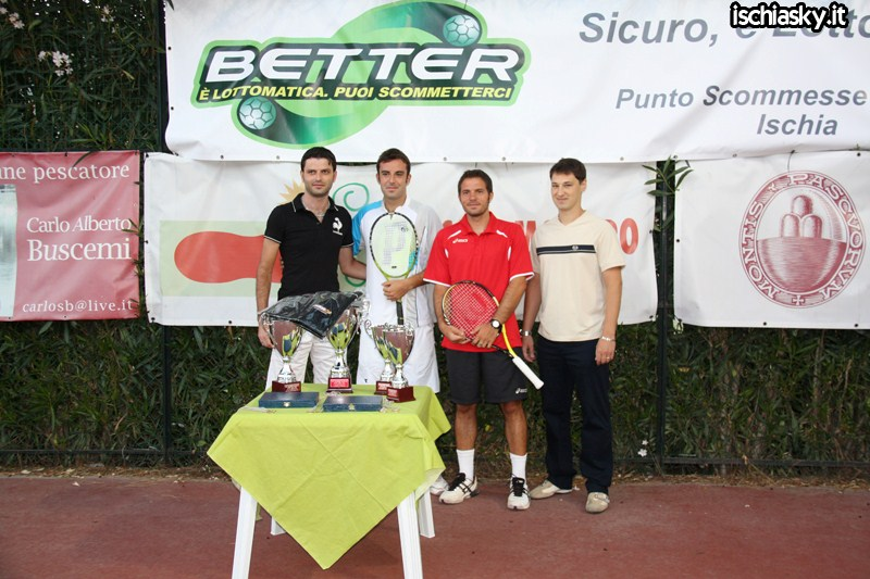 Primo Torneo Open Better Lottomatica