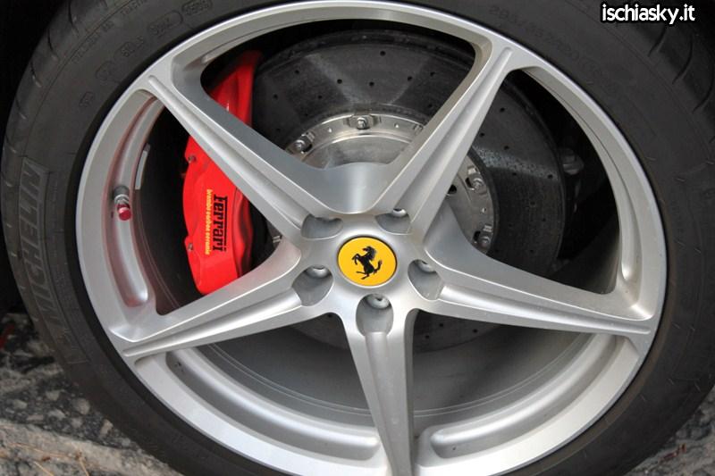 Raduno Ferrari ad Ischia