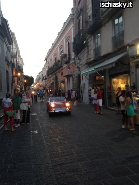 """Il Raduno del """"Triangolo d'oro"""" ed """"Ischia in Rosso"""" 2014"""