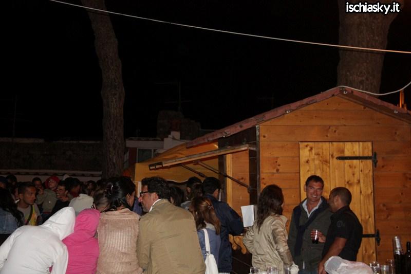 Sagra della salsiccia e del vino a Serrara Fontana