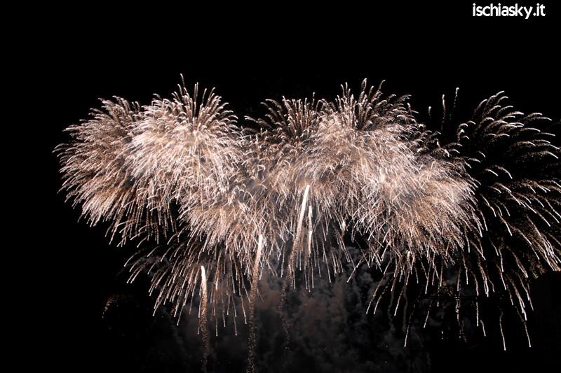 Festa di San Michele a Sant'Angelo d'Ischia 2015 - I Fuochi