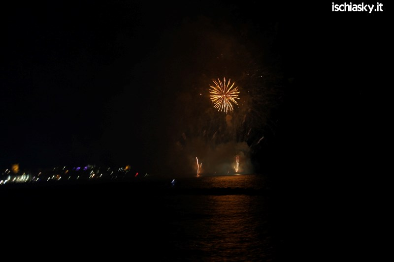 La Festa di San Vito a Forio d'Ischia - I Fuochi d'Artificio