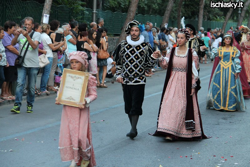 La Festa di Sant'Alessandro 2014 ad Ischia