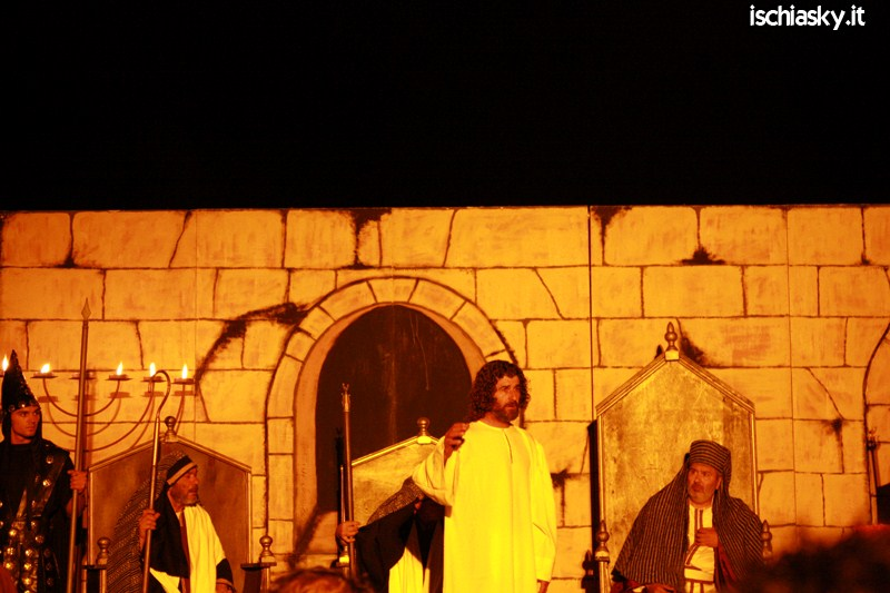 Via Crucis Pasqua